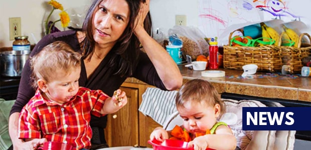 Research Reveals Motherhood Equals Working 2.5 Full-Time Jobs (1)