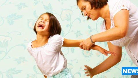 Spanking Children Affects Their Brain Development In Similar Ways To Abuse, Study Claims