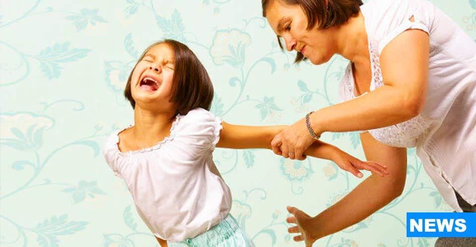 Spanking Children Affects Their Brain Development In Similar Ways To Abuse