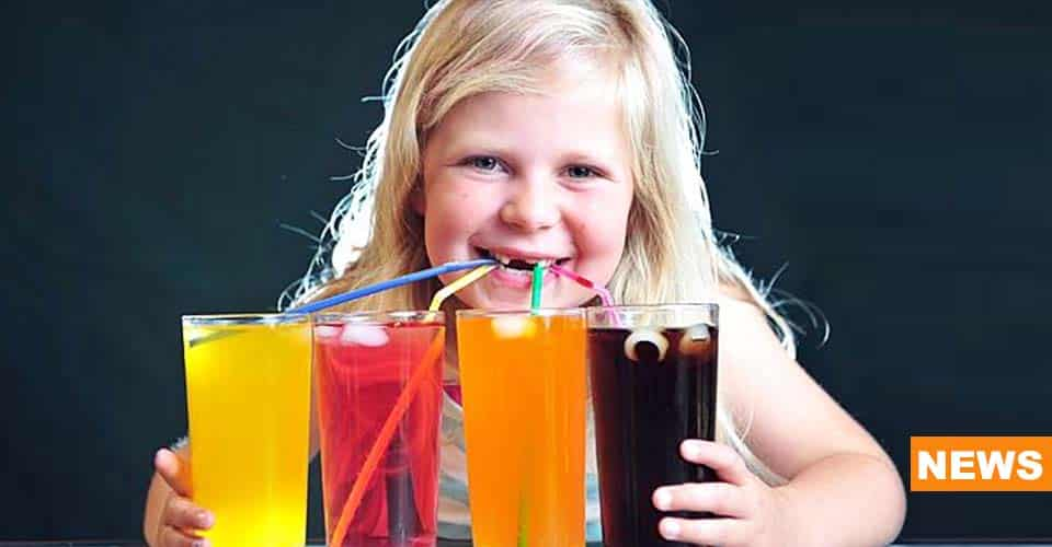 Sugary Drinks Have Negative Effects On A Child's Brain Development