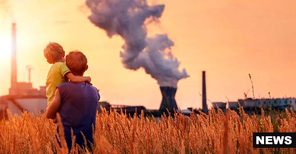 Childhood Exposure To Air Pollution Is A Risk Factor For Mental Illness