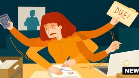 Stressful Workplace Poses Higher Risk Of Depression For Employees, Says Study