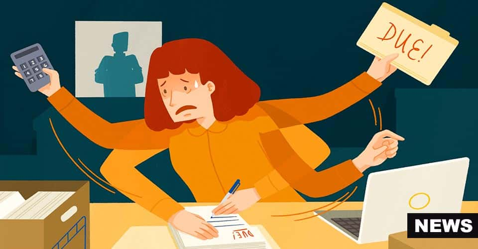 Stressful Workplace Poses Higher Risk Of Depression For Employees