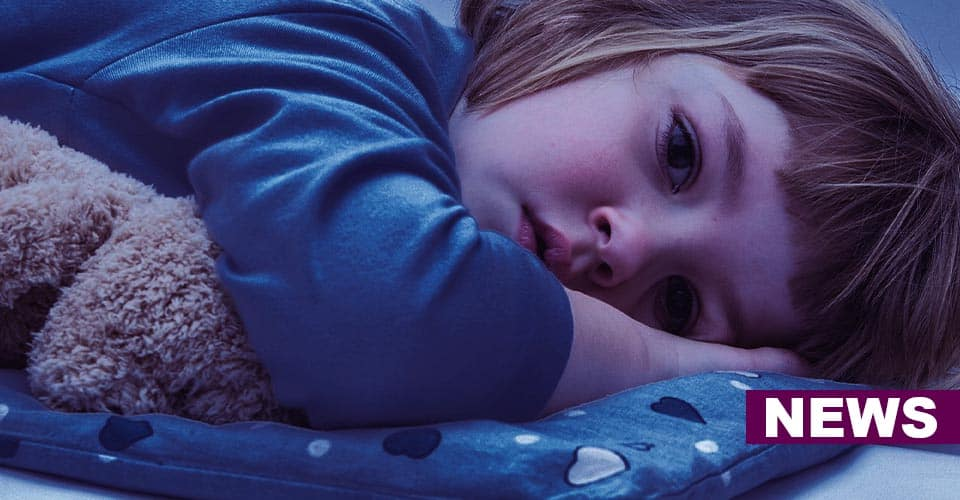 Insomnia In Children Increases The Risk Of Mood Anxiety Disorders