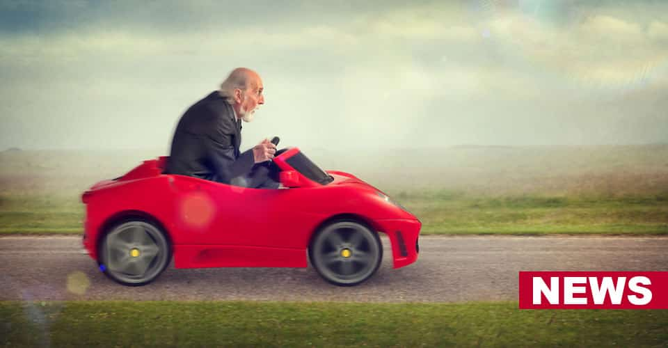Your Driving Habits Can Reveal Early Signs Of Alzheimer's
