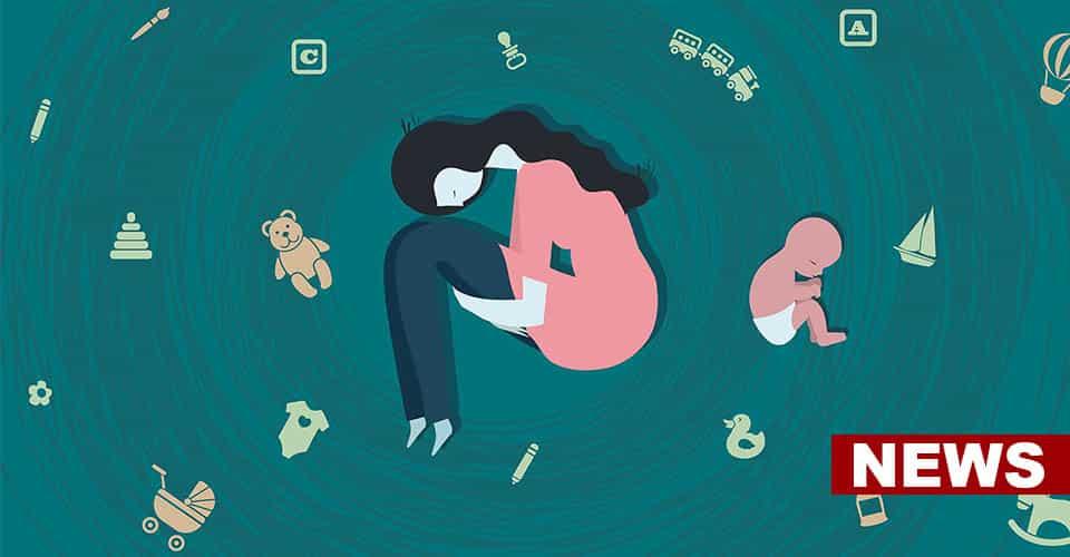 Treating Moms Postpartum Depression - news